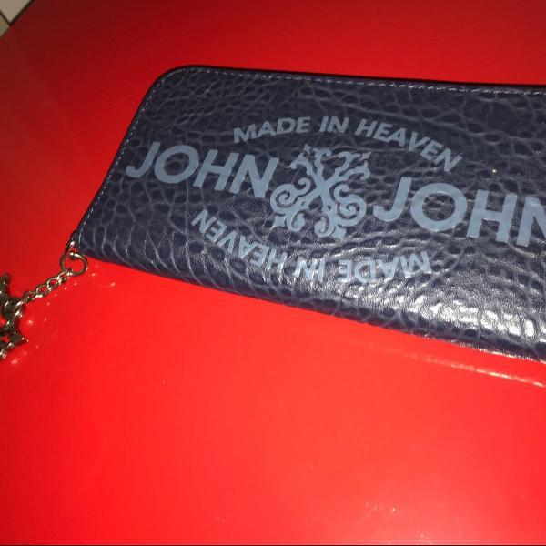 Carteira feminina john john original