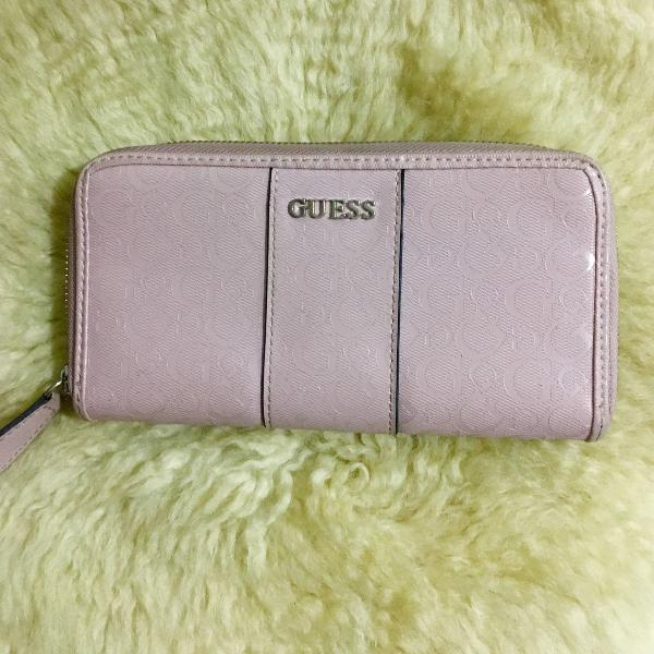 Carteira guess rose