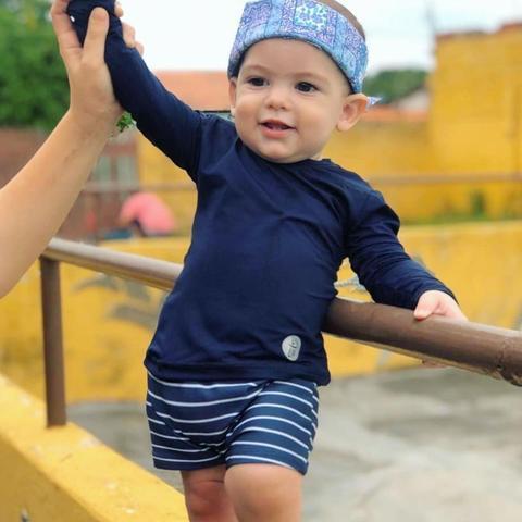 BLUSA UVLIFE BABY com FPU 50+ de R$25 por R$15,00 a vista