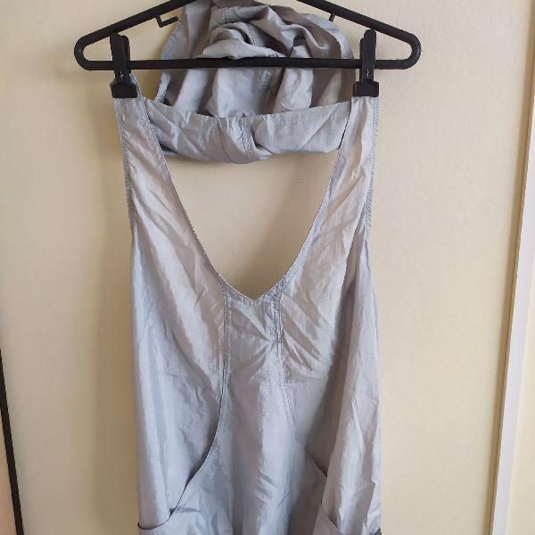 Blusa deslocada fit