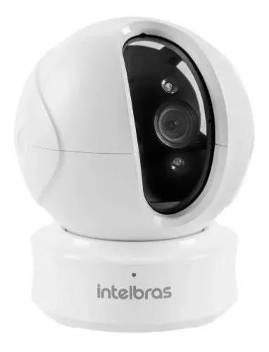 Camera mibo infra ic4 ir 10m lente 4mm wifi-hd intelbras