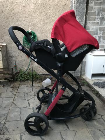 Carrinho bebê safety 1st 3 posições
