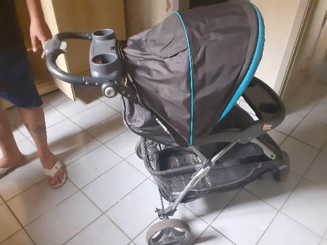 Carrinho de bebê baby trend importado