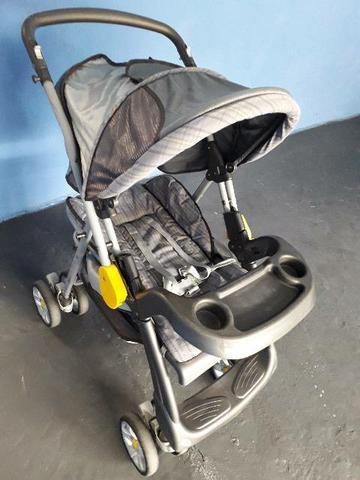 Carrinho de bebê burigotto super conservado r$ 150,00