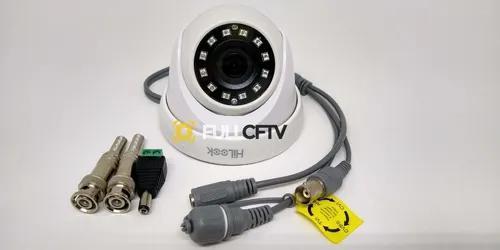 Câmera dome hilook hikvision 1mega 4x1 2,8mm + brinde