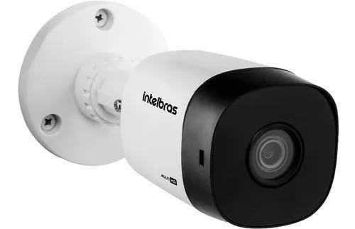 Câmera intelbras infra 30m multi hd 720p vhd 3130 b 3,6mm