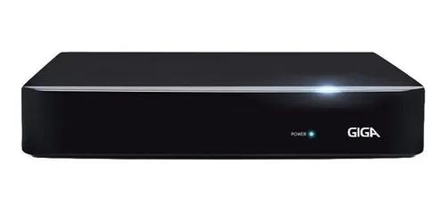 Dvr hvr giga security open hd 8 canais 2mp full hd gs0181