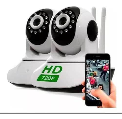 Jogo de camera ip wi-fi s