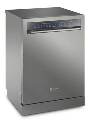 Lava-louças 14 serviços pro series electrolux lp14x promo