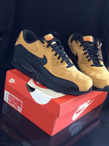 Nike air max 90 leia o anúncio