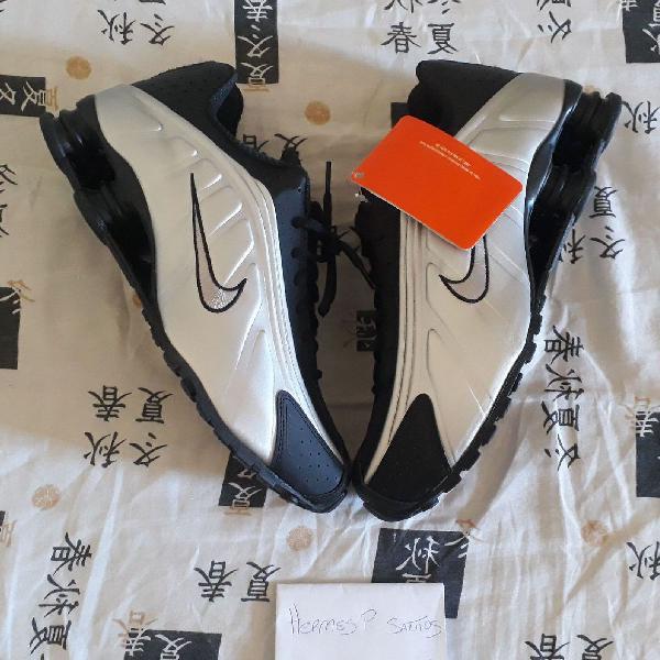 Nike shox r4 novo