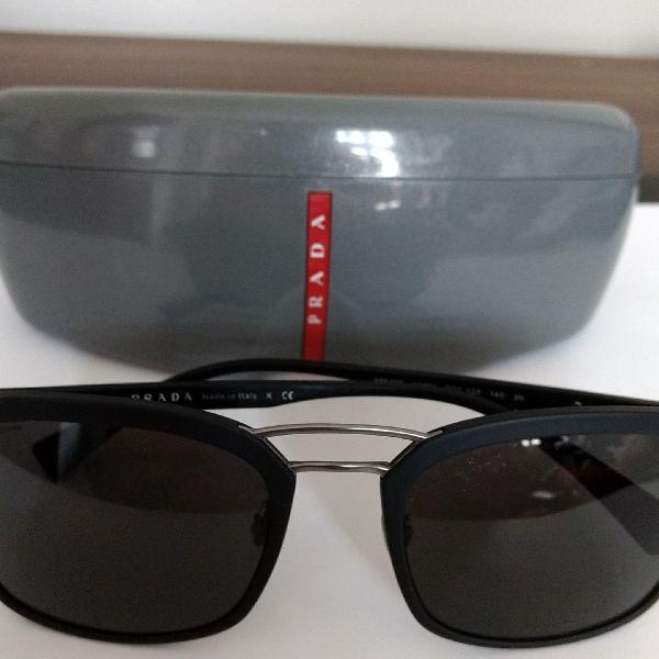 Oculos de sol prada linea rossa original - lindo !!!