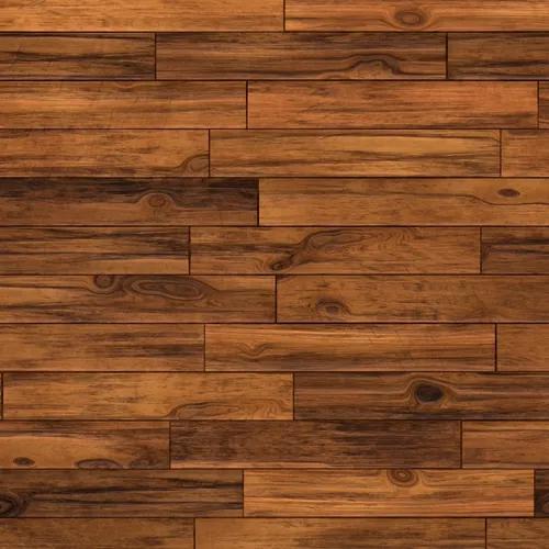 Papel de parede adesivo madeira sala quarto lavável - r4616