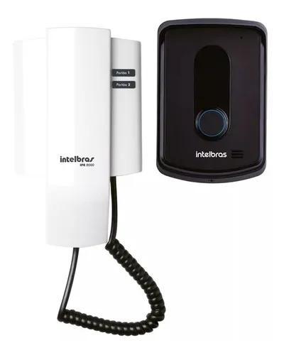 Porteiro eletrônico intelbras ipr 8010 interfone