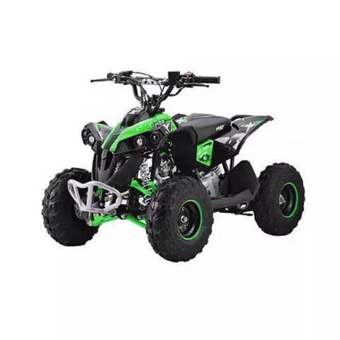 Quadriciclo mxf thor 90cc 4t com partida elétrica
