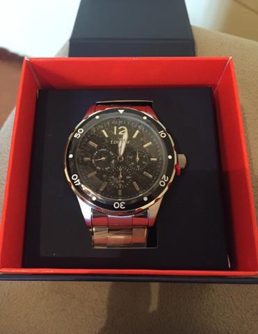 Relógio condor masculino prata co6p29ir3p