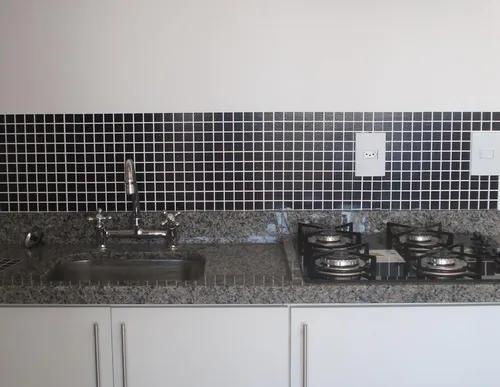 Vinil adesivo p/ banheiro e cozinha kit 40 faixa decorativa