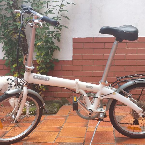 Bike dobravel dahon eco