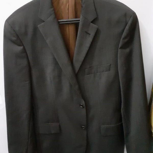 Boss, blazer marrom