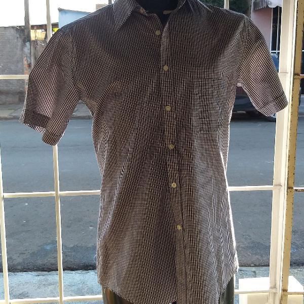 Camisa da marca empório colombo casual de manga curta 38 de