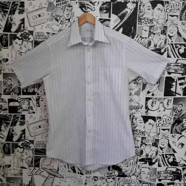 Camisa listrada social