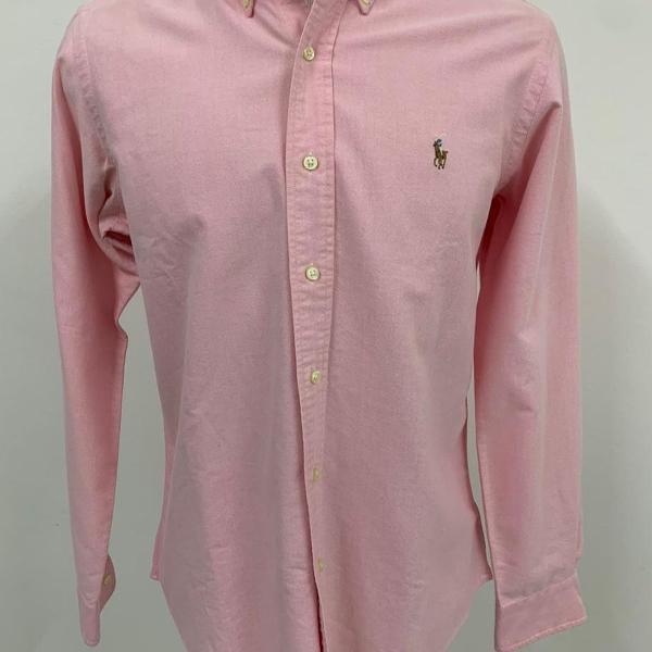Camisa manga longa polo by ralph lauren