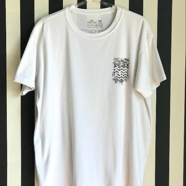 Camiseta branca osklen