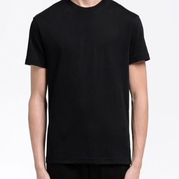 Camiseta prada gola redonda