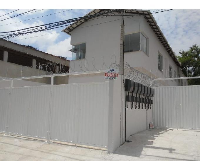Casa de 2 quartos sem entrada e com documentação embutida