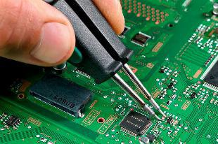 Conserto em equipamentos eletrônicos