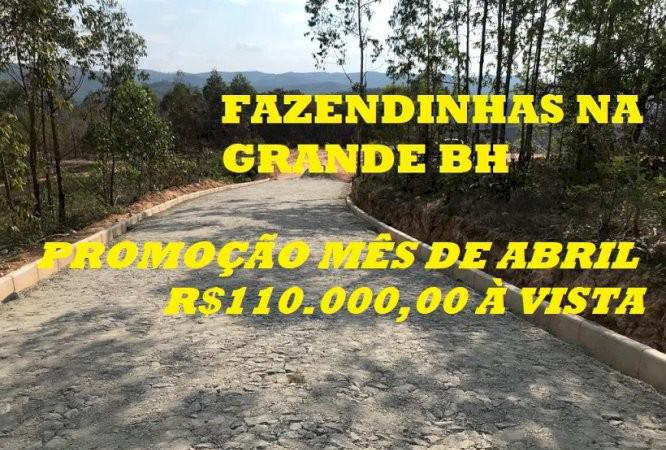 FAZENDINHAS FINANCIADAS NA GRANDE BH