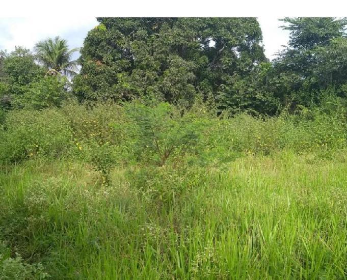 Terreno 1,85 hect. BR 305- Ferreiro Torto - Macaiba Natal RN