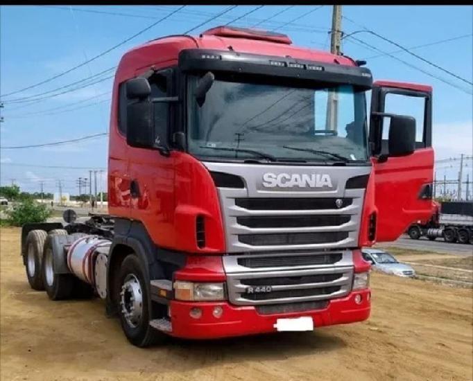 Vendo scania r440 2012