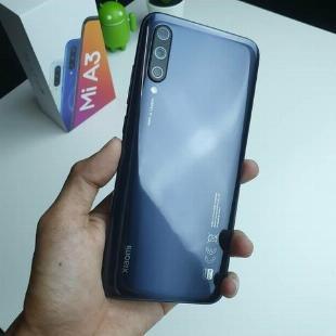 Xiaomi Mi A3 128GB Preto Lacrado Versao Global