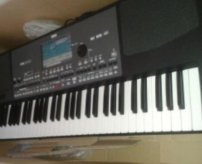 teclado Korg pa600 novo com garantia