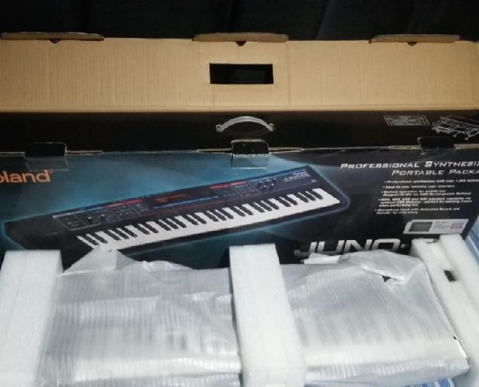 teclado roland Júno di novo com garantia