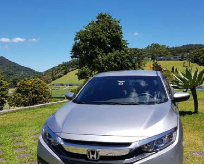 2018 Honda 2.0 16V FLEXONE EXL 4P CVT Parcelado