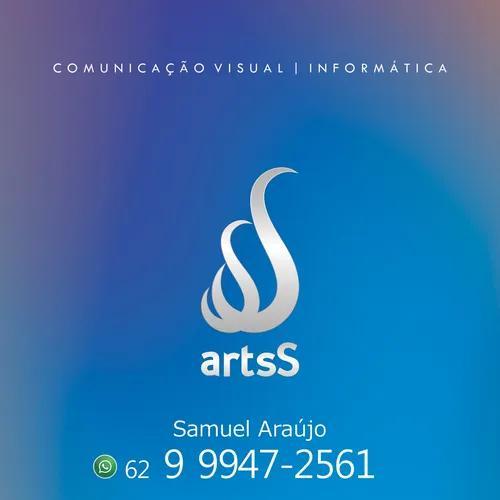 Artss comunicação visual - banner, cartão de visita
