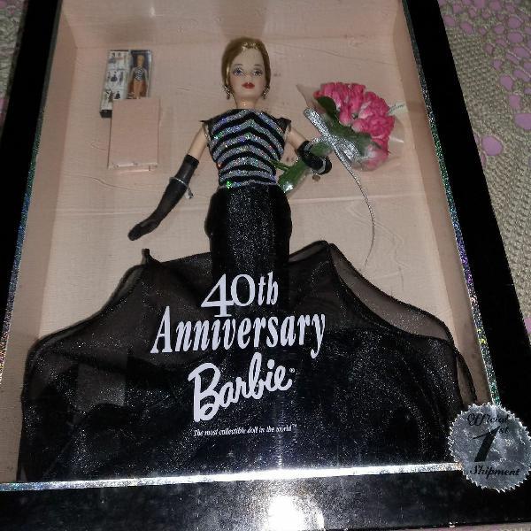 Boneca barbie edição de colecionador