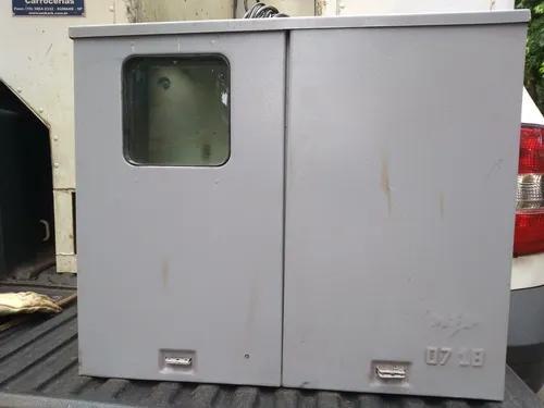 Caixa trifásica tipo 03 (corpo duplo)
