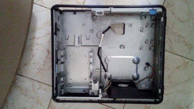 Carcaça computador dell optiplex 380 sem placa mãe, sem hd