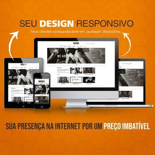 Criação de site com
