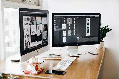 Criação de website profissional