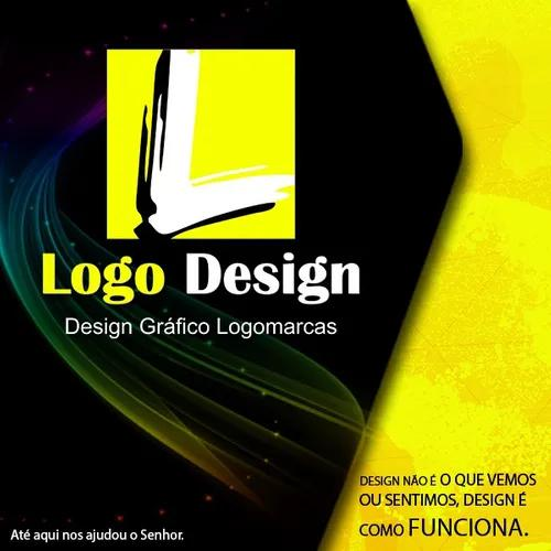 Design gráfico criação de logomarcas