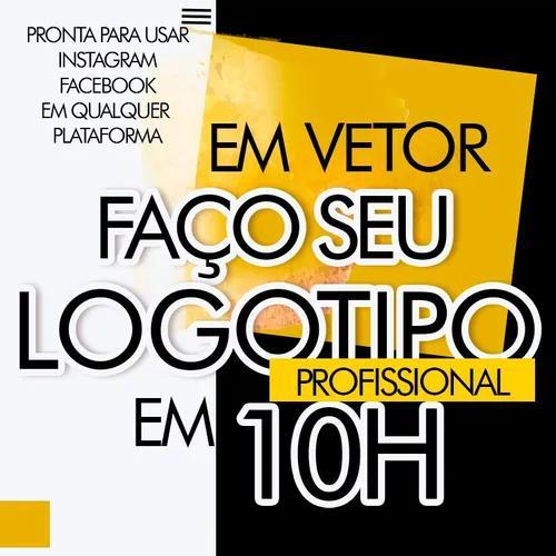 Design logotipo logomarca logo criação profissional marca