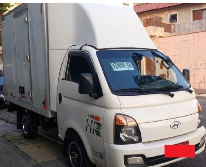Hyundai HR Baú Refrigerado = Kia Bongo
