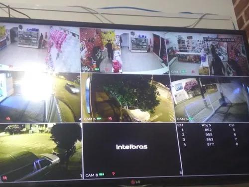 Instalação De Cerca Elétrica E Câmera
