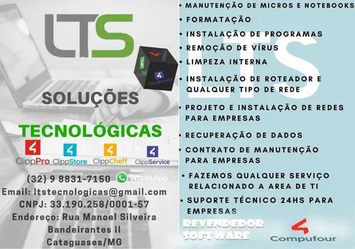 Lts suporte técnico