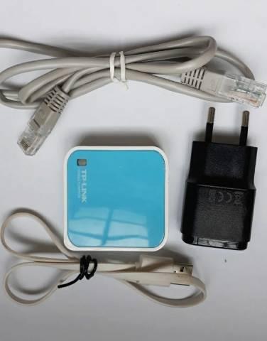 Nano roteador wireless tp-link tl-wr702n