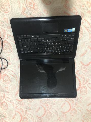 Notebook positivo sim - processador i7 - super rápido